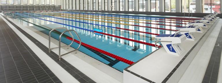 University of Birmingham swimming | © UOB