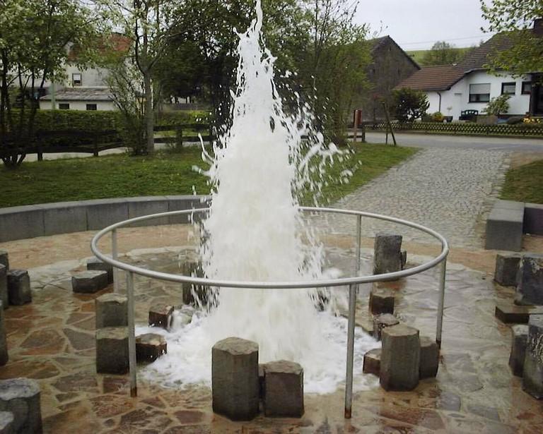 Kaltwasser Geyser