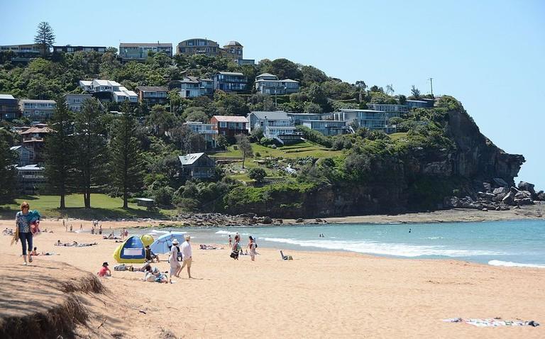 Whale Beach | © Sardaka/Wikimedia Commons