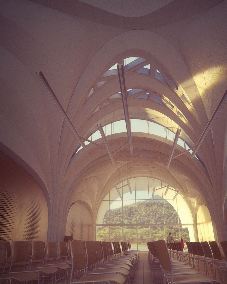 04_ZHA_Lushan_Main_Hall_courtesy of ZHA