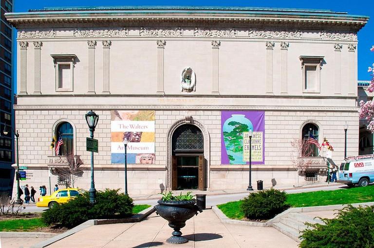 Walters Art Museum in Baltimore