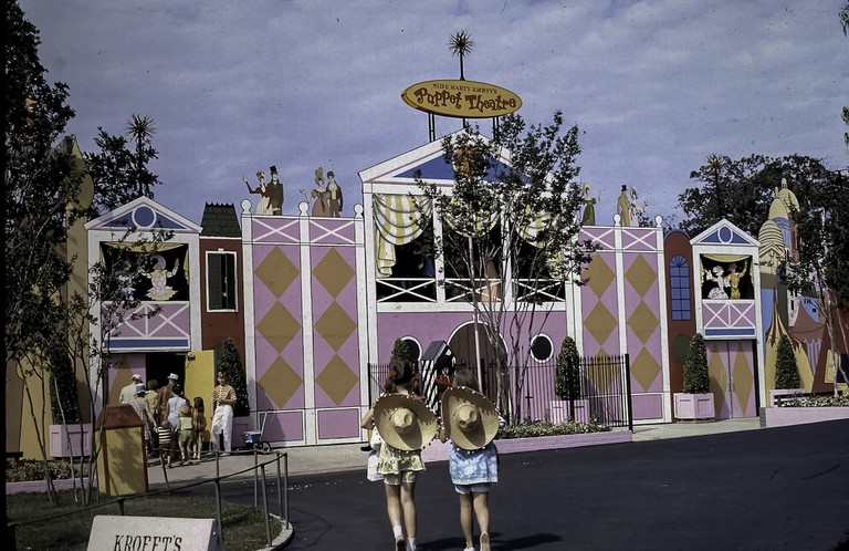 Six Flags Over Texas 1969