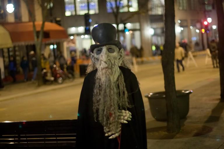 Halloween in Madison   © John Benson/flickr