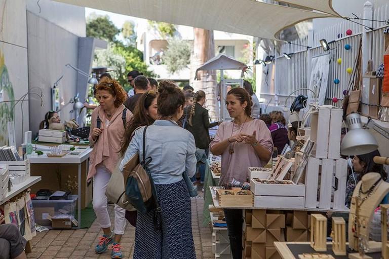 Meet Market at the Blender Gallery, Glyfada
