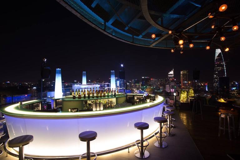 Sky lounge | © Air360/Facebook