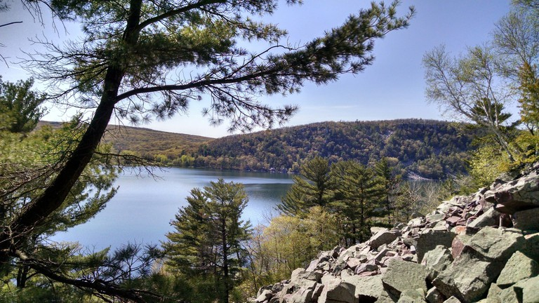 Devil's Lake State Park   © Jay/flickr