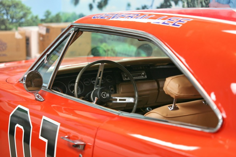 General Lee from The Dukes of Hazzard | © Cliff/flickr