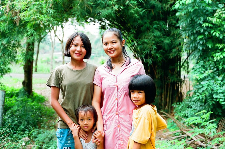 Thai family
