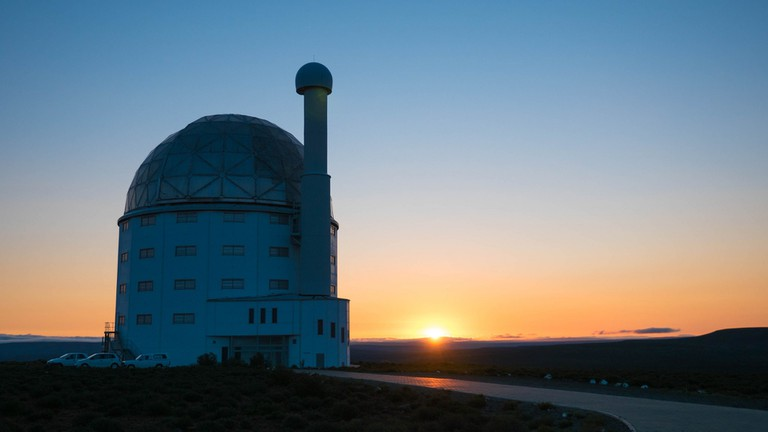 The Sutherland Observatory