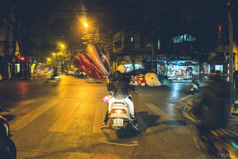 Night drive | © Phong Nguyen/Flickr