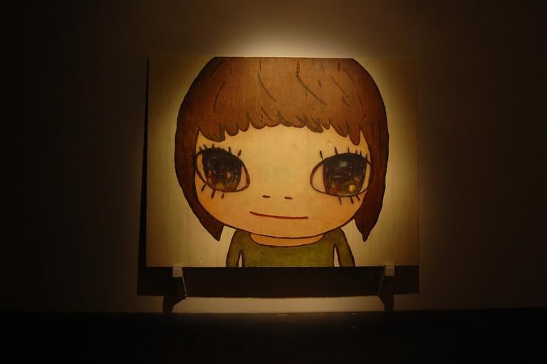 Art by Yoshitomo Nara
