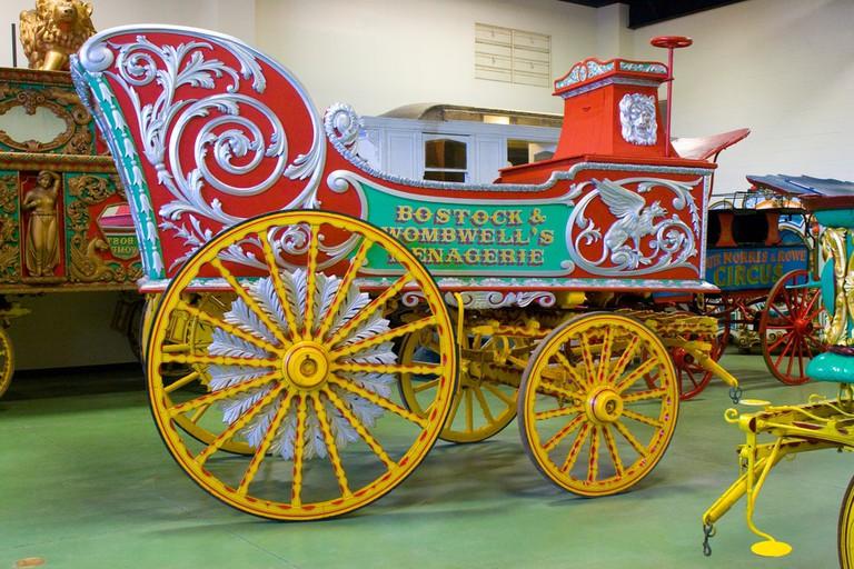 Circus World Museum   © popo.uw23/flickr