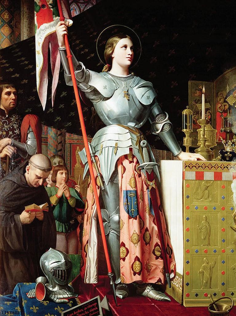 673px-Ingres_coronation_charles_vii