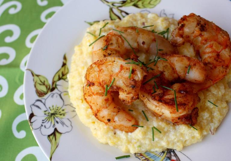Shrimp and Grits, Cajun Brunch, Cajun Dish, Cajun Dishes