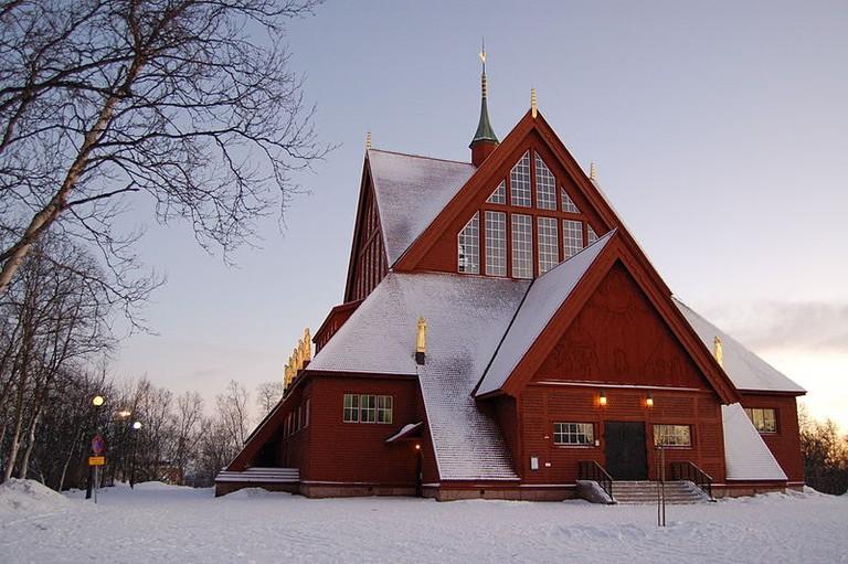 800px-Kiruna_church