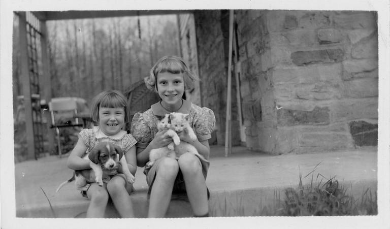 arthurdale-1940-girls