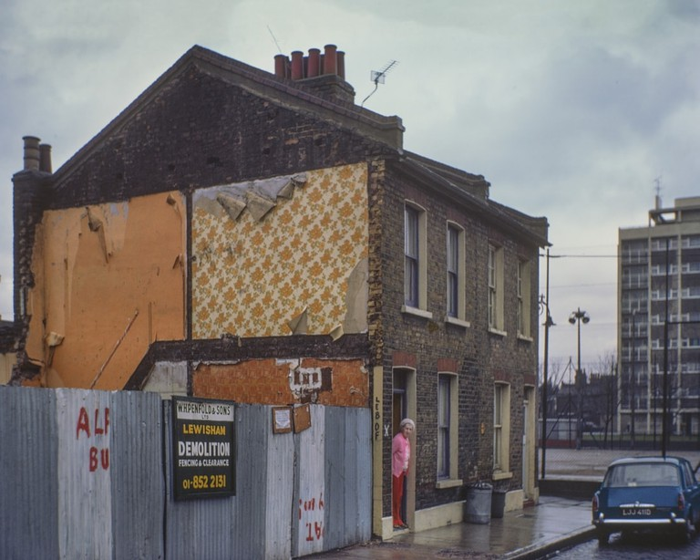 Belhaven Street, 1977