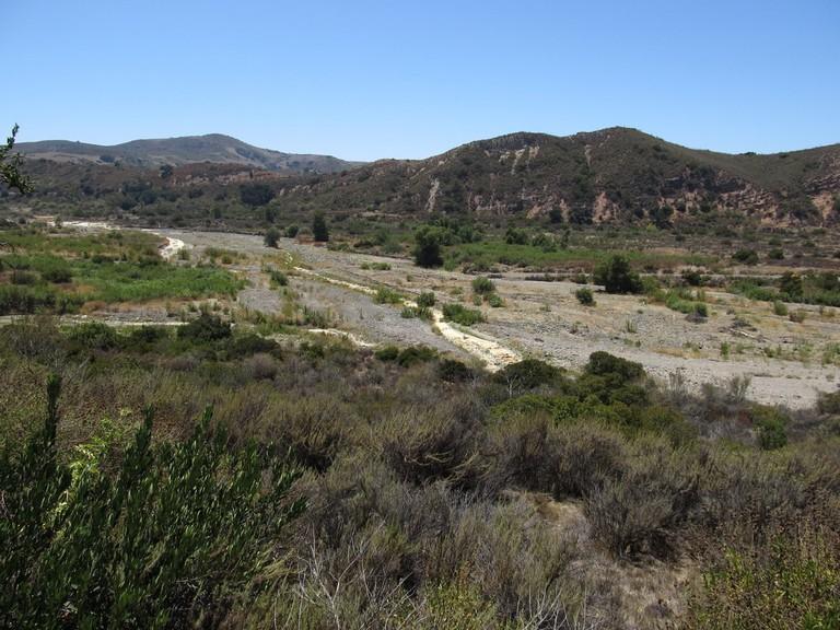 black-star-canyon-road