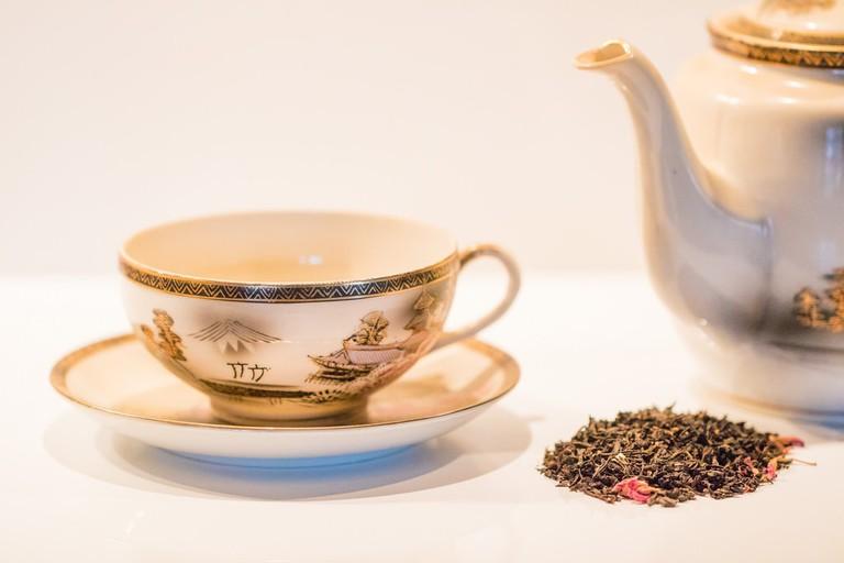 Black Tea   © Susanne Nilsson : Flickr