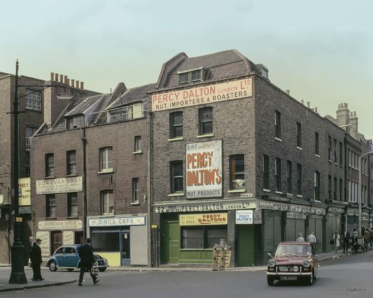 Brushfield Street, 1970