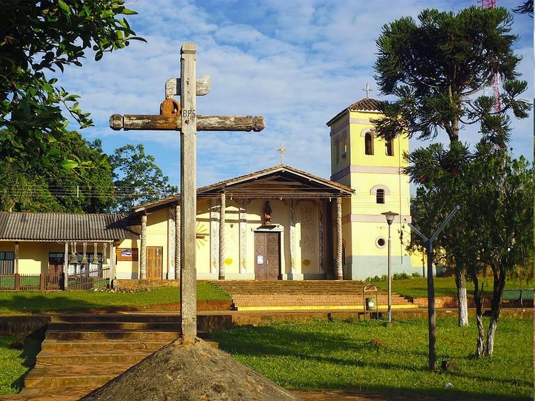 chiquitania churches bolivia