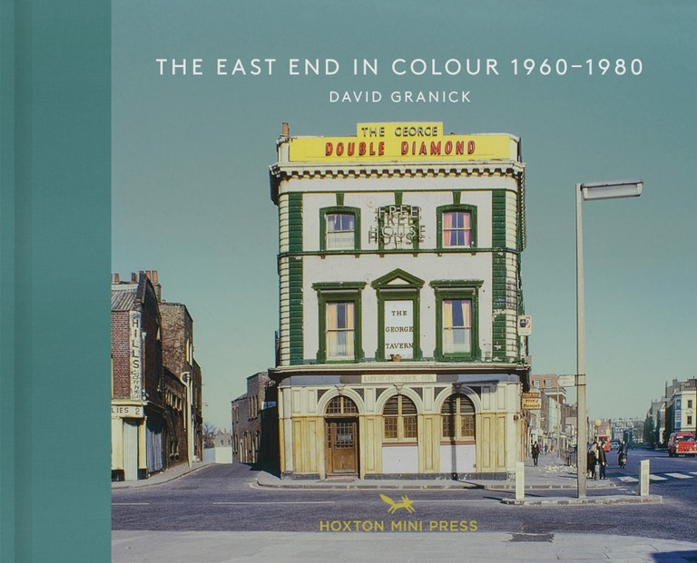 East End in Colour book cover