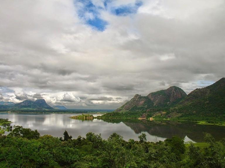 En_route_to_Kodaikanal_through_Palani_Hills_National_Park