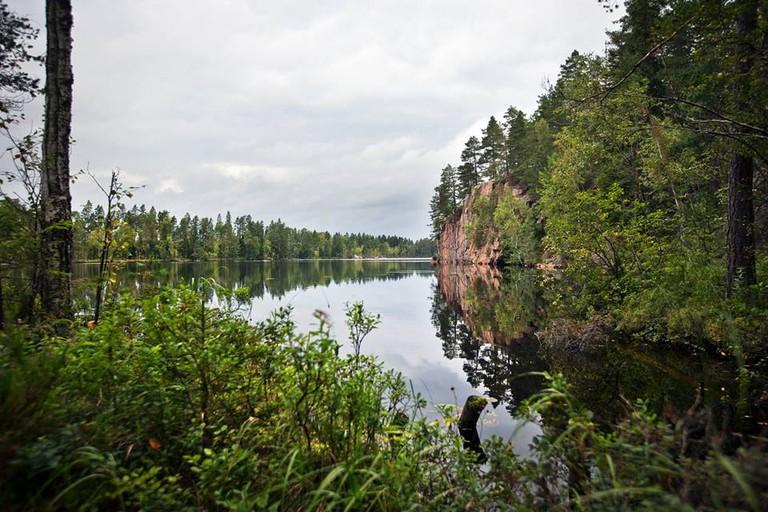 Glaskogens natural reserve