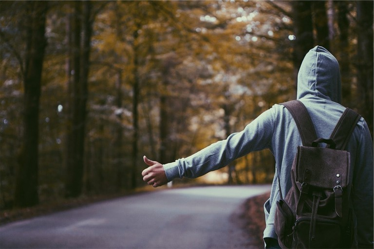 hitchhiker-691581_960_720