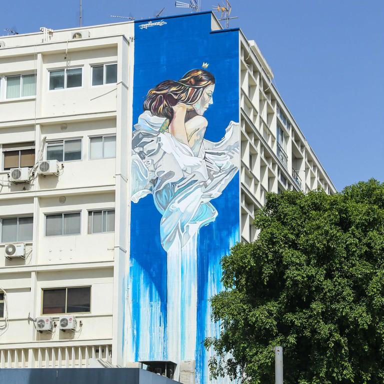 street art old nicosia