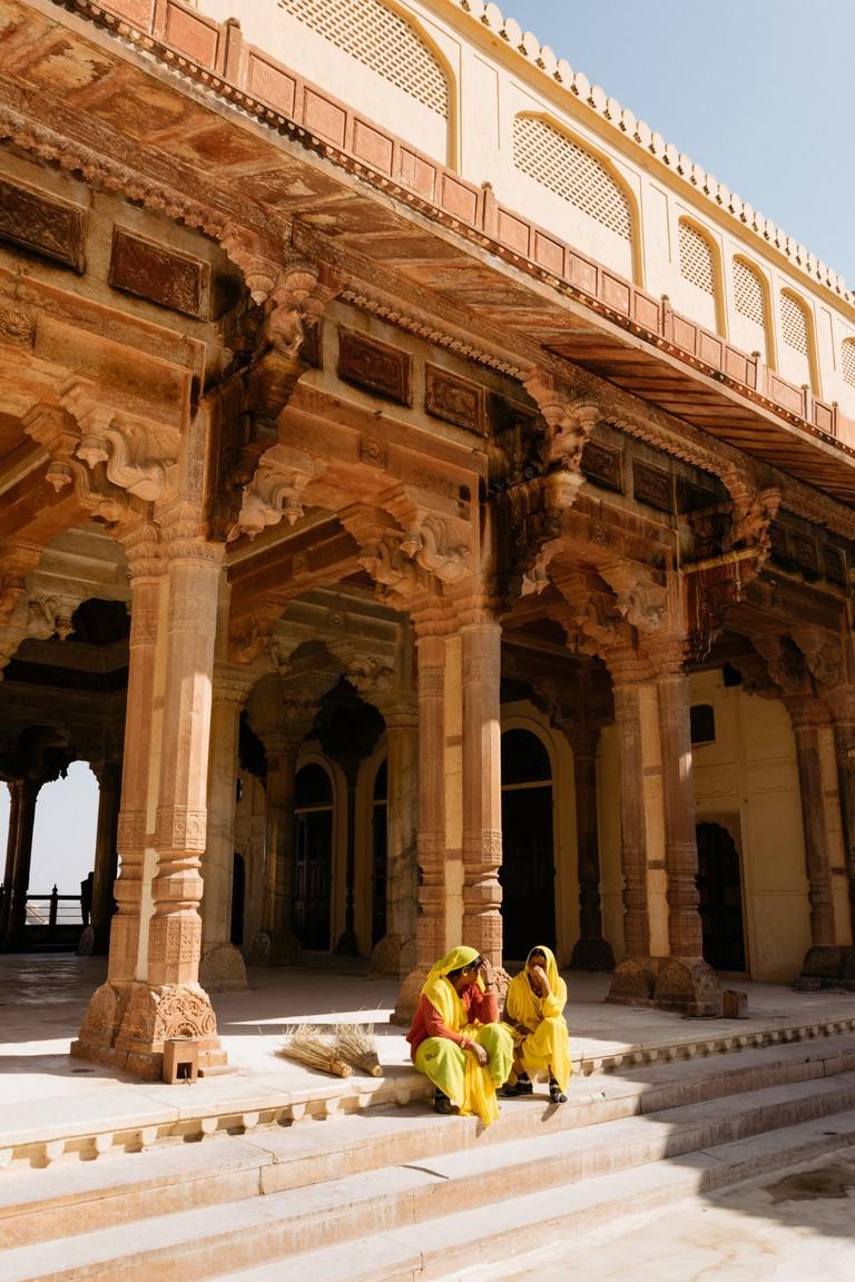 Amber Fort-Jaipur-India