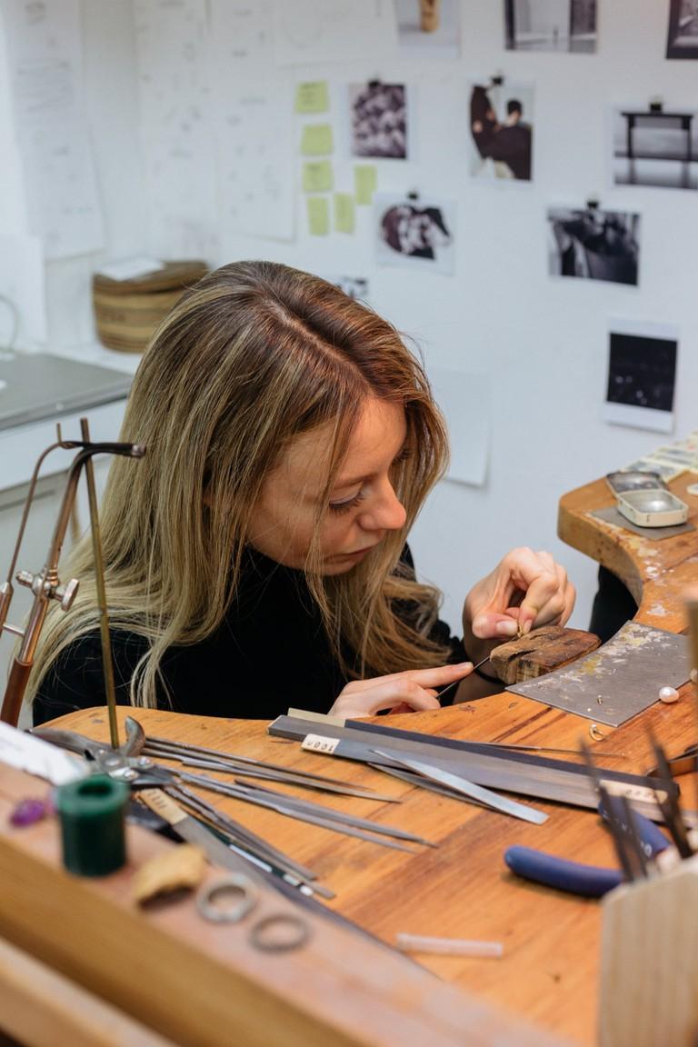 Jessie Thomas Jewellry-London-UK