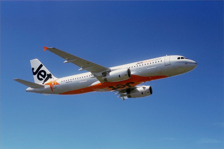 Jetstar A320 plane © Jetstar Airways / Flickr