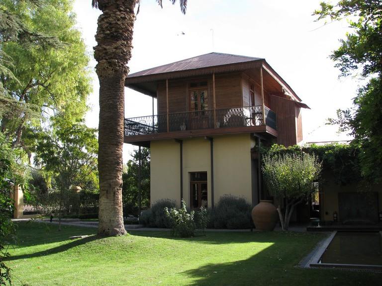 A cute hotel in Mendoza