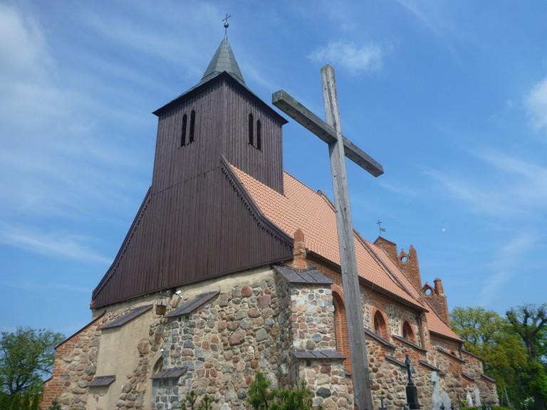 Kokoszkowy Kosciol Church Catholic