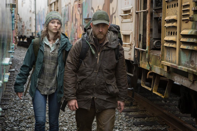 Thomasin Harcourt McKenzie and Ben Foster appear in 'Leave No Trace' by Debra Granik, an official selection of the Premieres program at the 2018 Sundance Film Festival