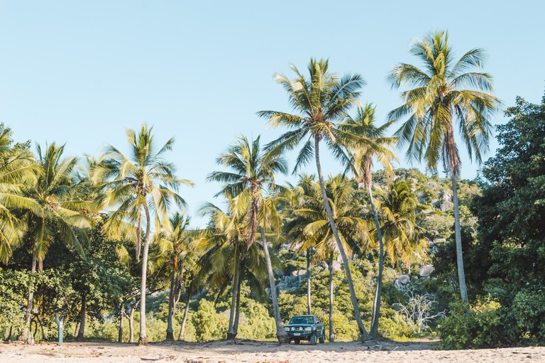 Exploring Magnetic Island National Park