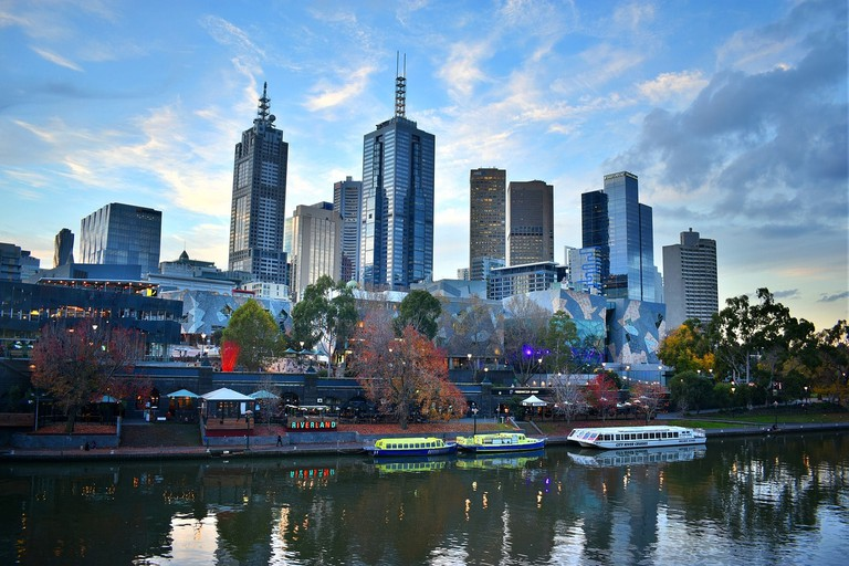 Melbourne skyline © Pixabay