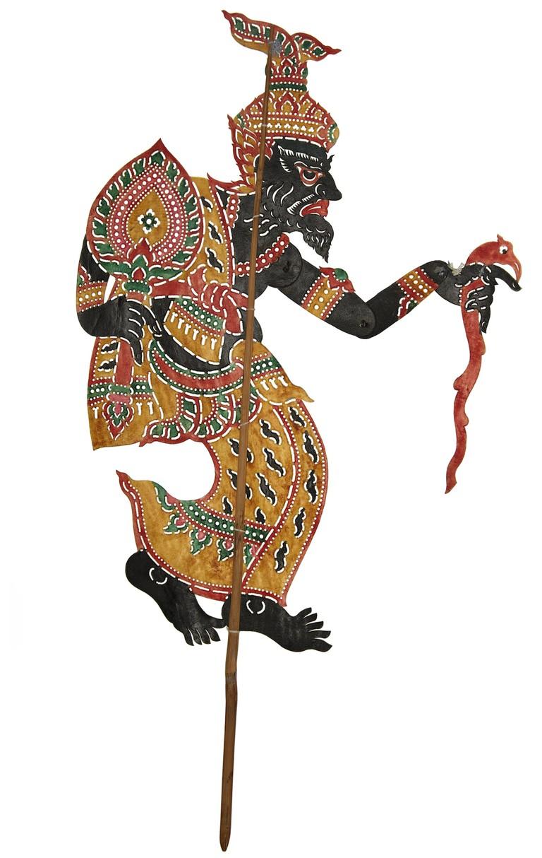Nang Talung puppets - Thailand copy