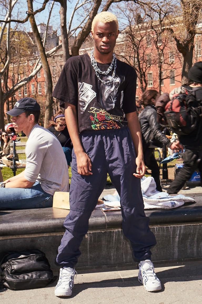 Spring street style: West Village