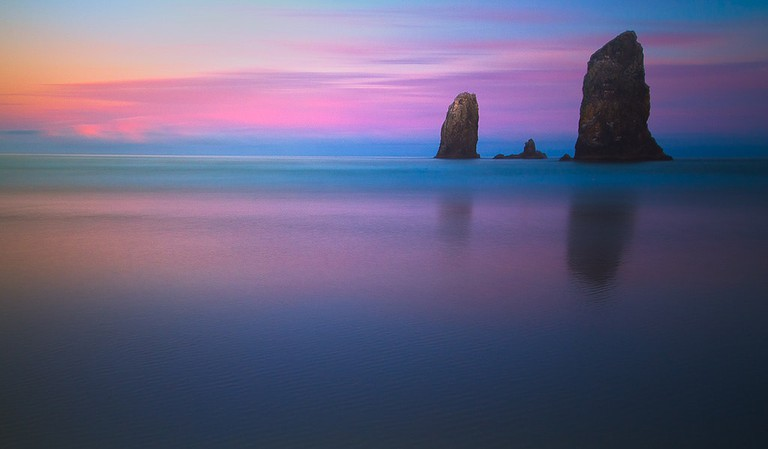 oregon-coast-sunset