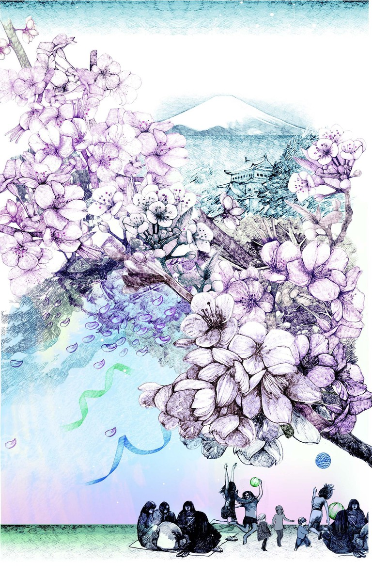 page 135 Yoshino Cherry