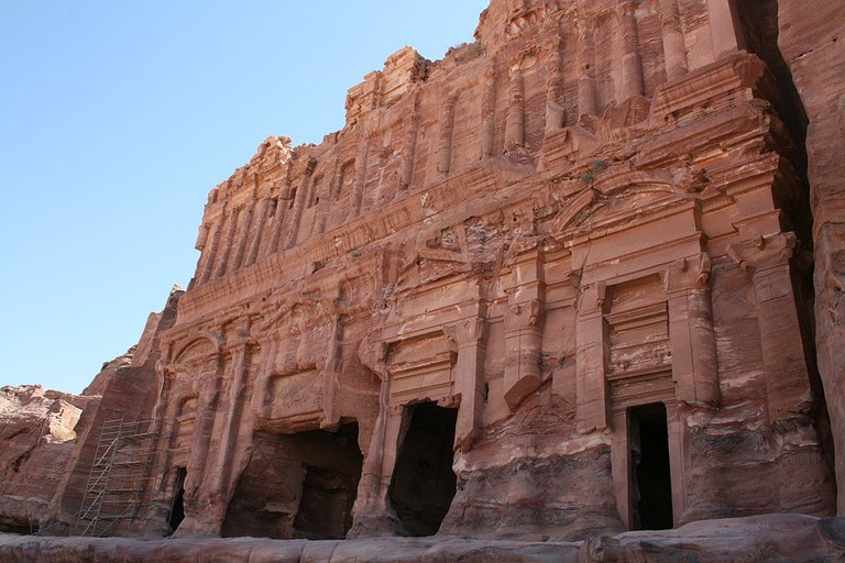 Palace_Tomb_Petra_Jordan
