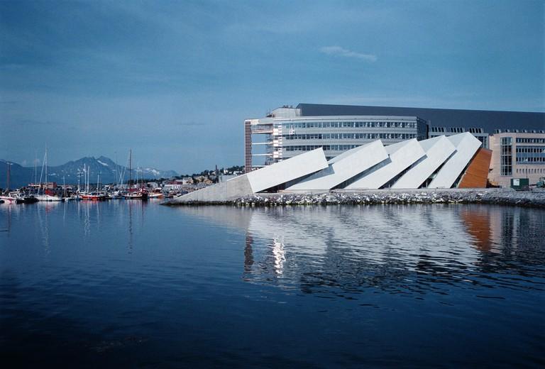 Polaria museum & aquarium in Tromsø, Courtesy of Stiftelsen Polaria