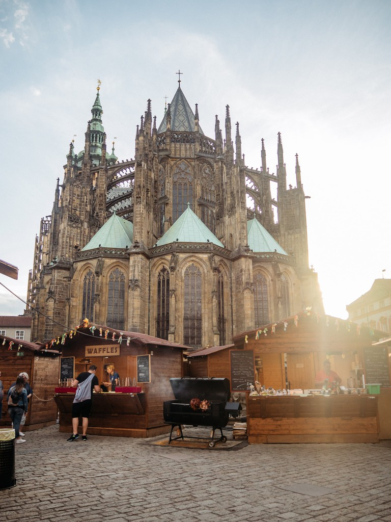 Gothic St. Vitus Cathedral