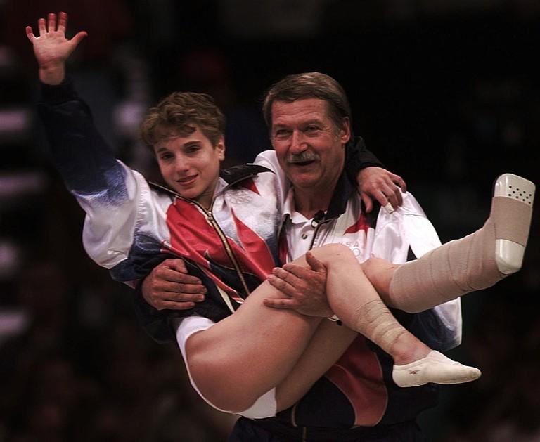 1996 Summer Olympics, ATLANTA, USA