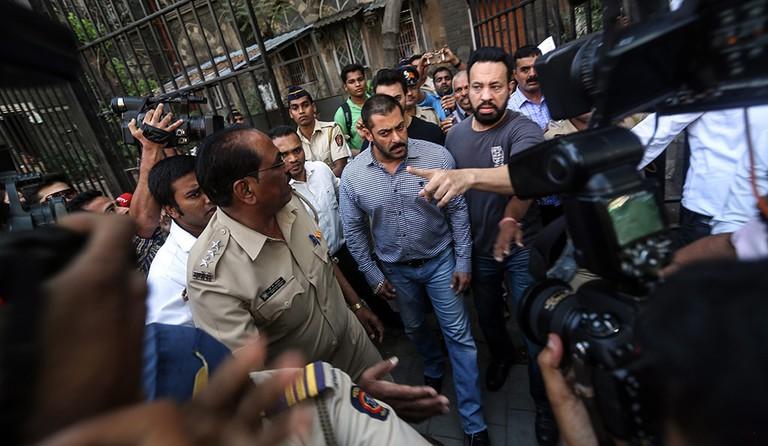 Indian Actor Salman Khan | © Divyakant Solanki/Epa/REX/Shutterstock