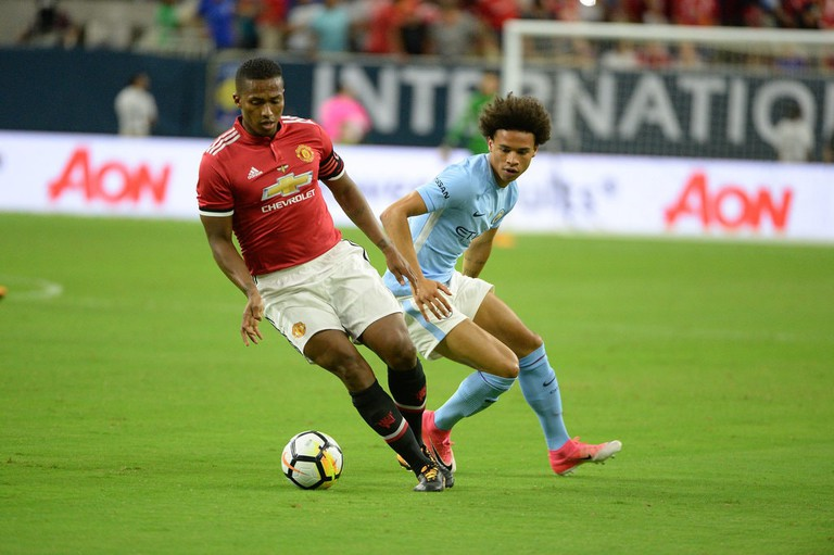 The Manchester Derby in Houston