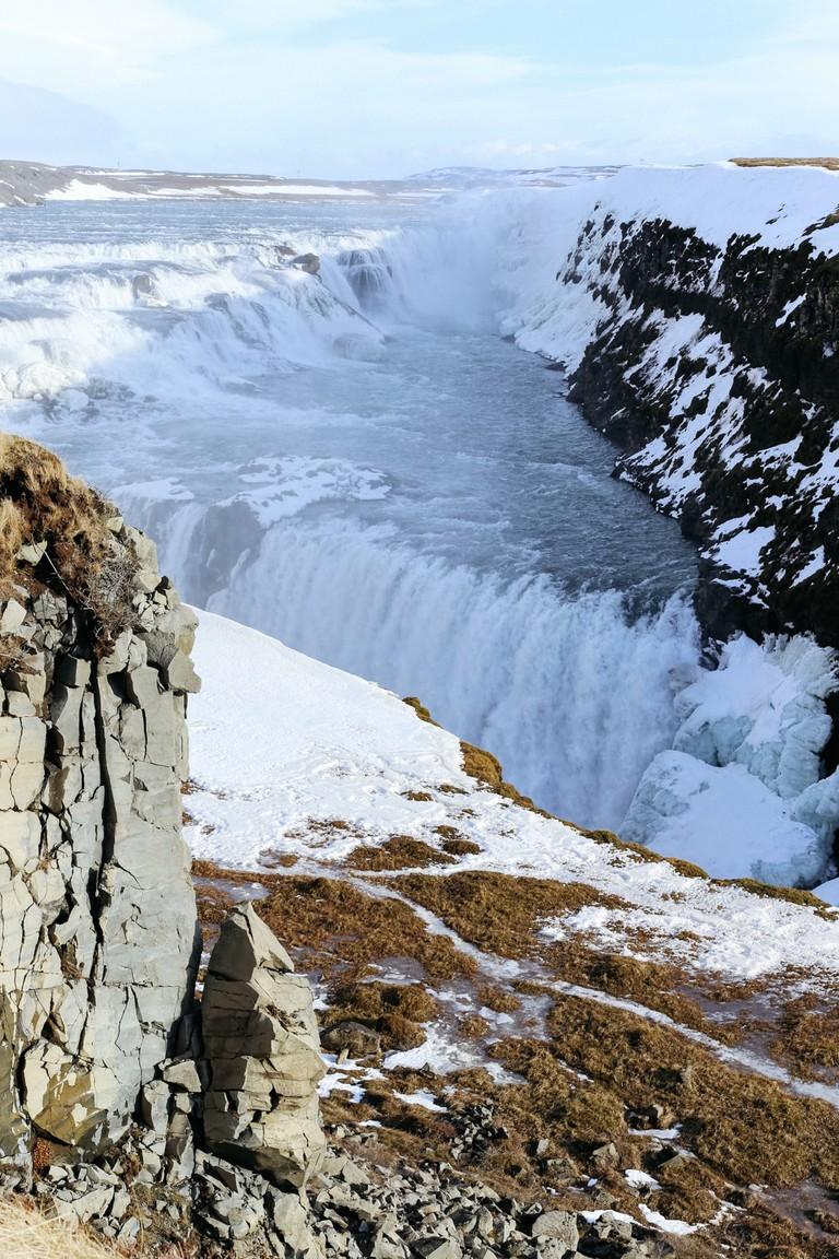Gullfoss-Iceland Golden Circle Tour-Iceland