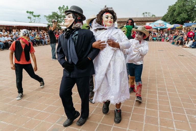 Carnival of the Ancestors-Mexico